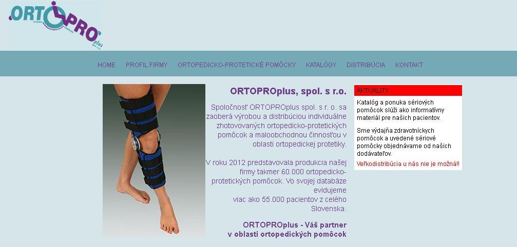 4c4c92257890 Ortoproplus S.R.O. v Starej Ľubovni